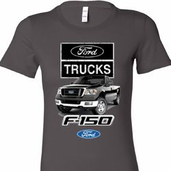 F-150 Trucks Ladies Ford Shirts