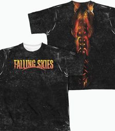 Falling Skies Harnessed Sublimation Shirts