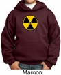 Fallout Hoodie Radioactive Radiation Symbol Youth Hoody