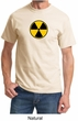 Fallout Shirt Radioactive Radiation Symbol Adult T-shirt