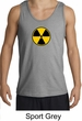 Fallout Tank Top Radioactive Radiation Symbol Adult Tanktop