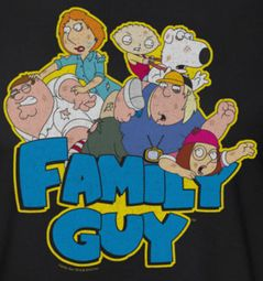 Family Guy Family Fight Shirts