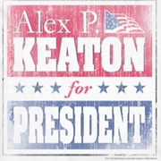 Family Ties Alex For President Shirts
