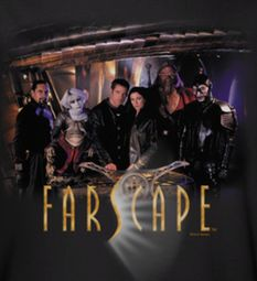 FarScape Cast Shirts