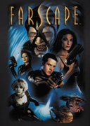 FarScape Comic Cover Shirts