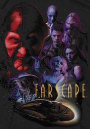 FarScape Criminal Shirts