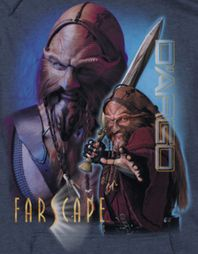 FarScape D'Argo Shirts