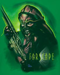 FarScape D'Argo Warrior Shirts