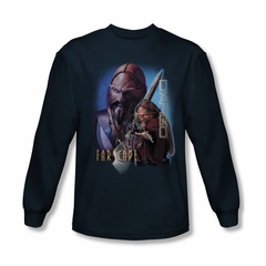 FarScape Shirt D'Argo Long Sleeve Tee T-Shirt
