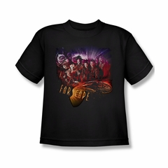 FarScape Shirt Graphic Collage Kids Shirt Youth Tee T-Shirt