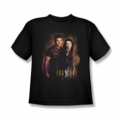 FarScape Shirt Wanted Kids Shirt Youth Tee T-Shirt