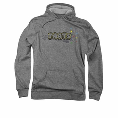 Farts Candy Hoodie Finger Logo Athletic Heather Sweatshirt Hoody
