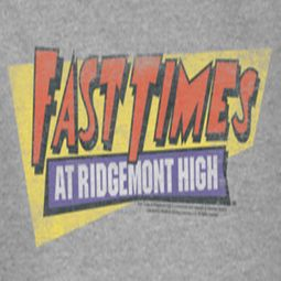 Fast Times At Ridgemont High Shirts