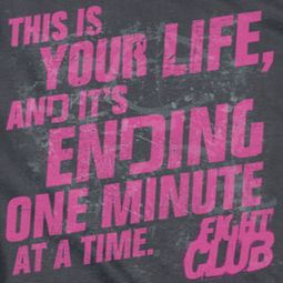 Fight Club Life Ending Shirts
