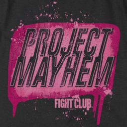 Fight Club Project Mayhem Shirts