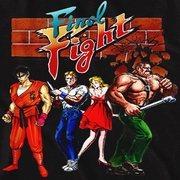 Final Fight Shirts
