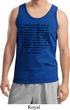 First Amendment Mens Tank Top