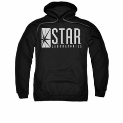 Flash Hoodie Star Labs Black Sweatshirt Hoody