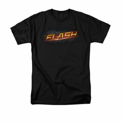 Flash Shirt Logo Black T-Shirt