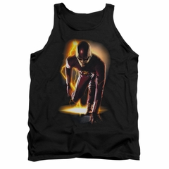 Flash Shirt Tank Top Ready Black Tanktop