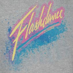Flashdance Spray Logo Shirts