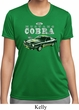 Ford 1974 Cobra Profile Ladies Moisture Wicking Shirt