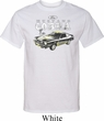 Ford 1974 Cobra Profile Mens Tall Shirt