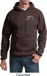 Ford 1974 Cobra Profile Pocket Print Hoody