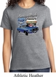 Ford American Muscle 1967 Mustang Ladies Shirt