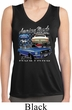 Ford American Muscle 1967 Mustang Ladies Sleeveless Dry Wicking Shirt