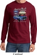 Ford American Muscle 1967 Mustang Long Sleeve Shirt
