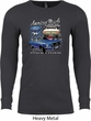 Ford American Muscle 1967 Mustang Long Sleeve Thermal Shirt