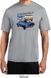 Ford American Muscle 1967 Mustang Mens Moisture Wicking Shirt