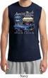 Ford American Muscle 1967 Mustang Mens Muscle Shirt