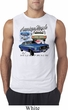 Ford American Muscle 1967 Mustang Mens Sleeveless Shirt
