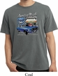 Ford American Muscle 1967 Mustang Pigment Dyed Shirt