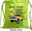 Ford Bag Driving and Tagging Bucks Tie Dye Bag