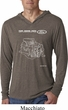 Ford Engine Parts Lightweight Hoodie Tee