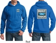 Ford Hoodie Built Ford Tough (Front & Back) Hoody