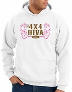 Ford Hoodies - 4x4 Diva
