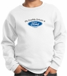 Ford Kids Sweatshirt My Daddy Drives a Ford Youth Sweatshirt