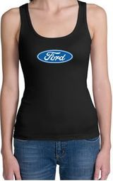 Ford Logo Ladies T-shirts