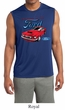 Ford Mens Shirt Chairman of the Ford Sleeveless Moisture Wicking Tee