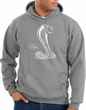 Ford Mustang Cobra Hoodie Athletic Heather Hoody
