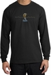 Ford Mustang Cobra Long Sleeve Shirt - Ford Motor Grill Black T-Shirt