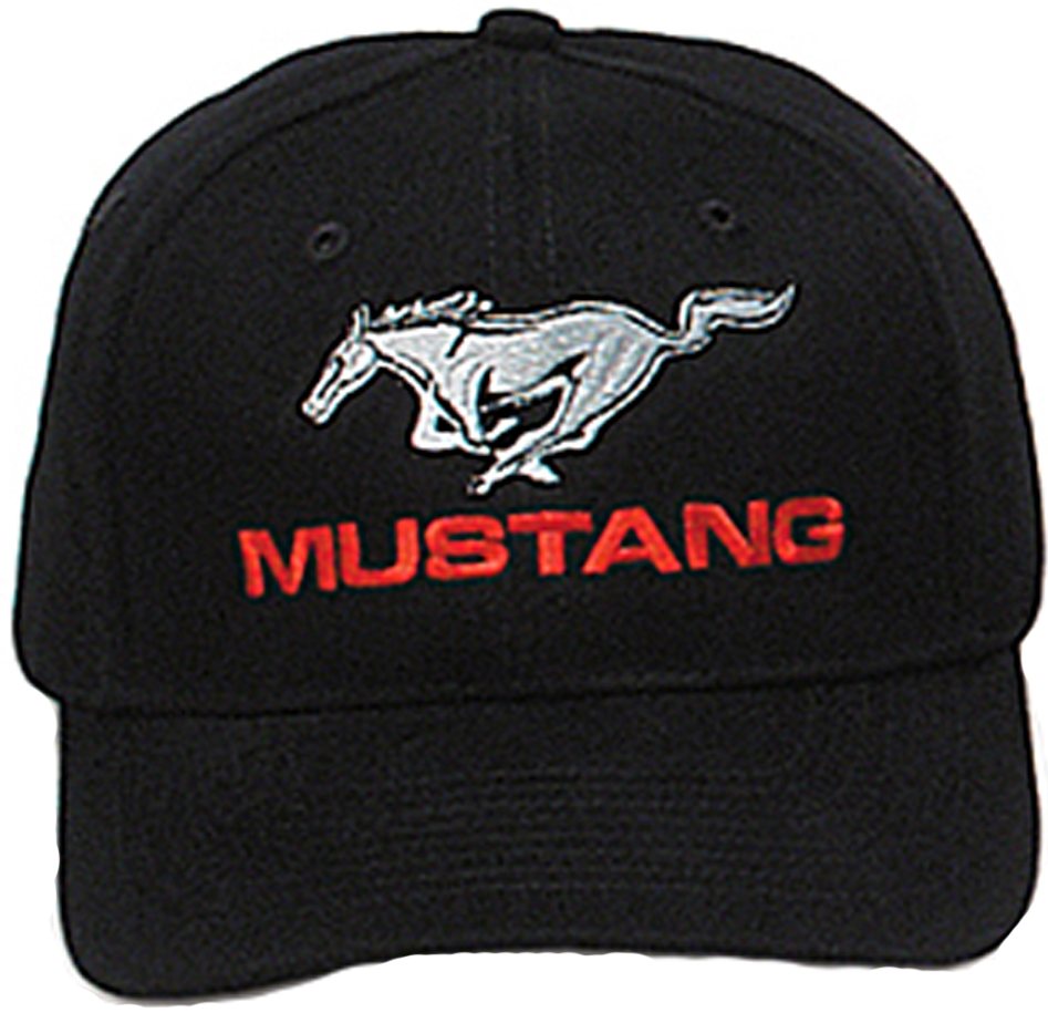 32ea43a35f2c8 Ford Mustang Hat Fine Embroidered Cap - Ford Mustang Hats - Cap