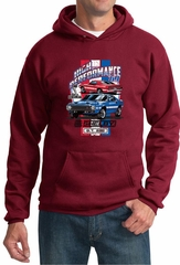 Ford Mustang Shelby Hoodie High Performance Hoody