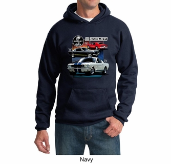 Ford Mustang Hoodie Various Shelby