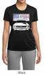 Ford Mustang Ladies Shirt USA 1964 Country Moisture Wicking Tee