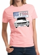 Ford Mustang Ladies Shirt USA 1964 Country Tee T-Shirt